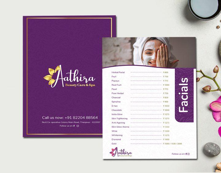 Aathira Brochure