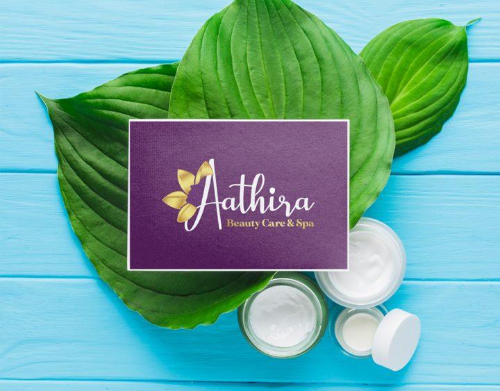 Aathira Logo