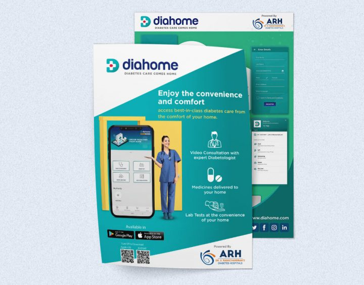 Diahome Flyer