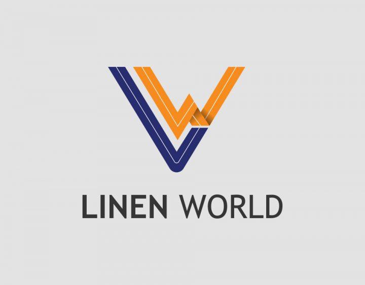 Linen World Logo